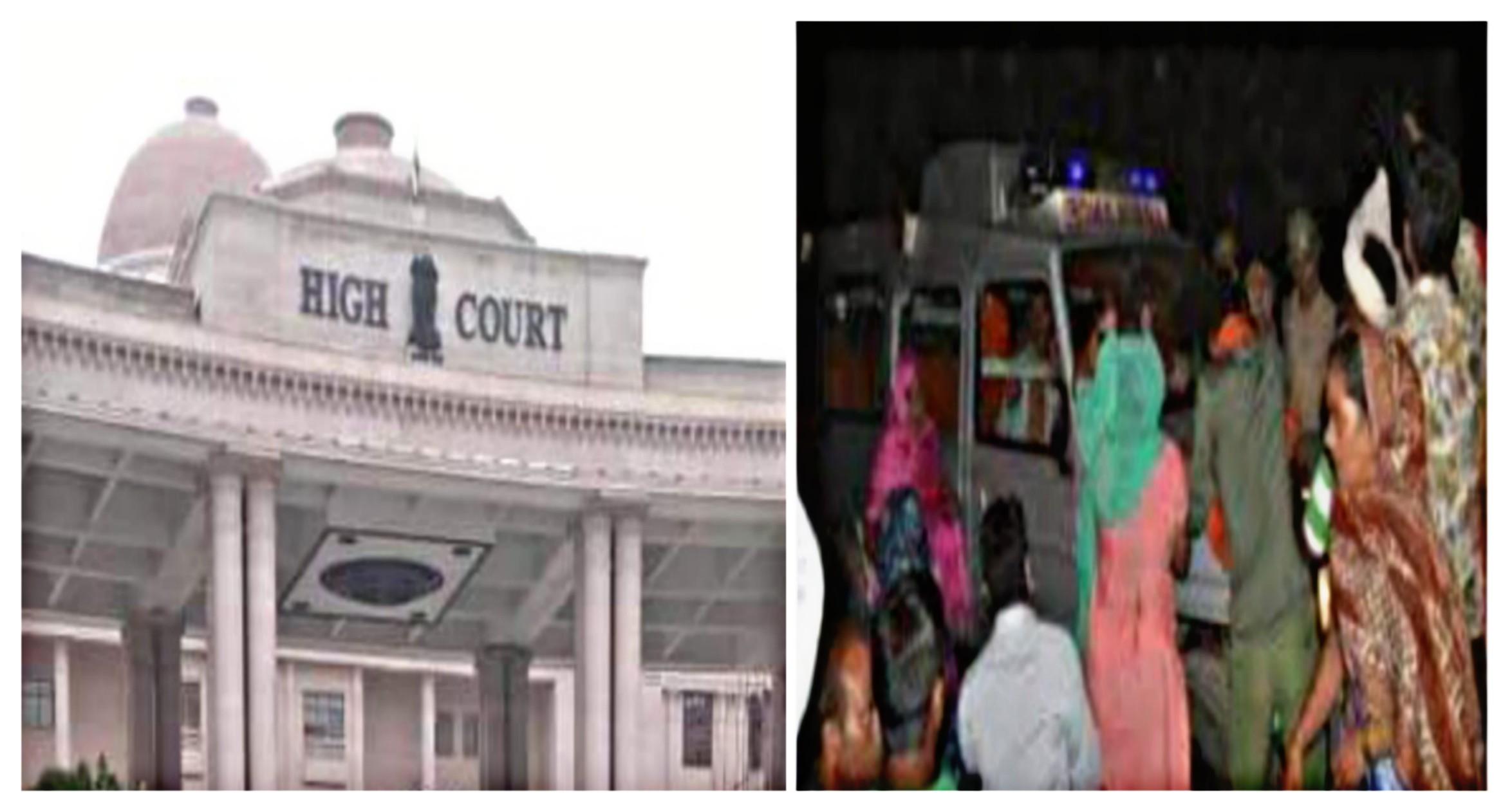 #the_victim's_family_refused_to_get_corona_test_CHAUTHA_STAMBH_News_UttarPradesh1