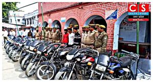Police expose endogenous gang of motorcycle theft, network up to Nepal_